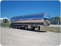 Refined Fuel Trucks and Trailers